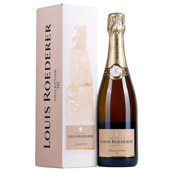Champagne Louis Roederer - Brut Premier - Bouteille 75cl dans son étui