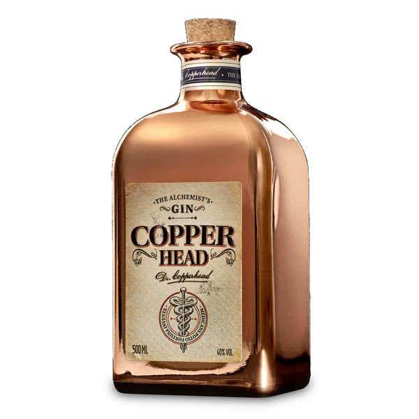 Copperhead gin Gin Copperhead the Alchemist's 40% - Bouteille 50cl