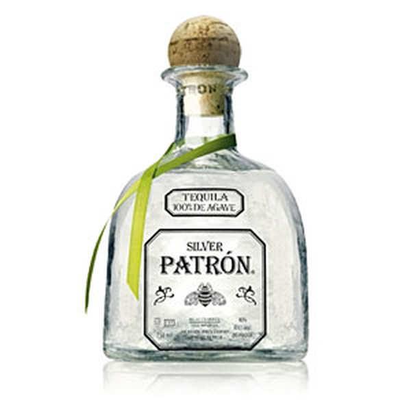 Hacienda Patron Tequila Patron Silver 40% - Bouteille 70cl et son étui