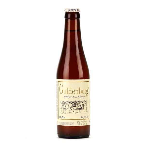 Brasserie De Ranke Guldenberg - Bière blonde d'abbaye de Belgique 8% - Bouteille 33cl