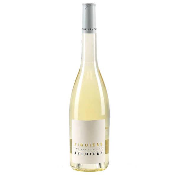 Figuière - Famille Combard Première de Figuière Blanc - Côtes de Provence bio - 2019 - 6 bouteilles de 75cl