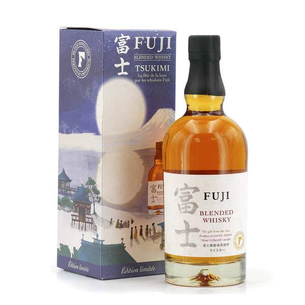 Kirin Brewery Kirin Fuji Sanroku - whisky japonais 50% - Bouteille 70cl