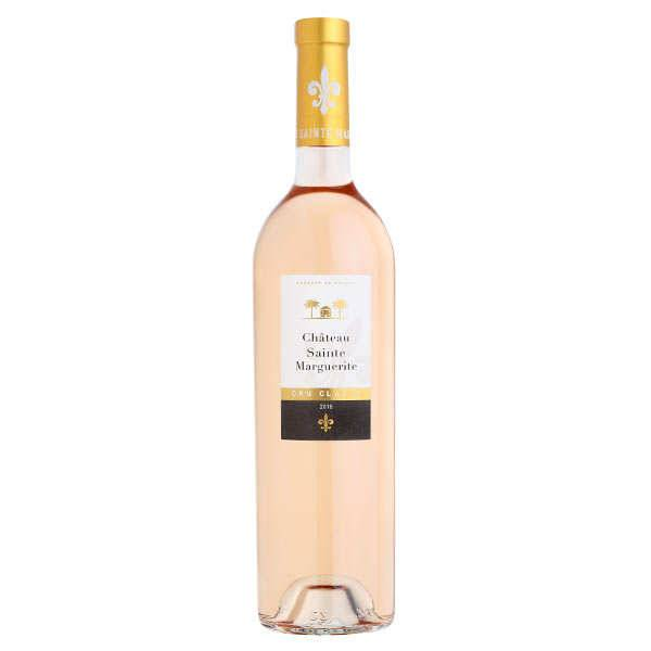 Château Sainte Marguerite - Cuvée Château vin rosé bio - 2020 - Bouteille de 75cl