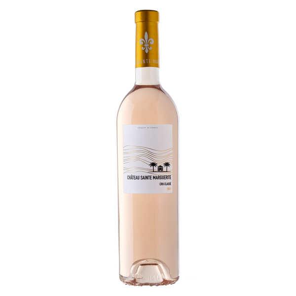Château Sainte Marguerite - Cuvée Château vin rosé bio - 2020 - Lot 6 bouteilles 75cl