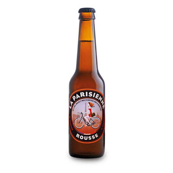 La Parisienne - bière rousse 6% - 6 bouteilles de 33cl