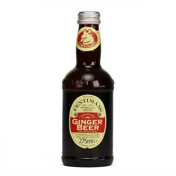 Fentimans Ginger Beer Fentimans - Soda au gingembre - 12 bouteilles de 20cl