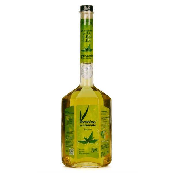 Aimé Lebon Liqueur verveine artisanale d'Auvergne 30% - 3 bouteilles de 50cl