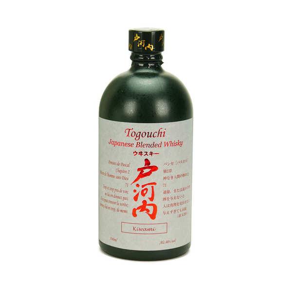 Chugoku Jozo Whisky japonnais Togouchi Kiwami 40% - Bouteille 70cl