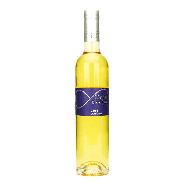 Vinovalie L'Infini blanc doux - AOP Gaillac blanc - 2018 - Bouteille de 50cl