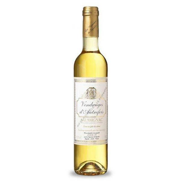 Couleurs d'Aquitaine Vendanges d'Autrefois - Saussignac AOC 13% - 3 bouteilles de 50cl - 2017
