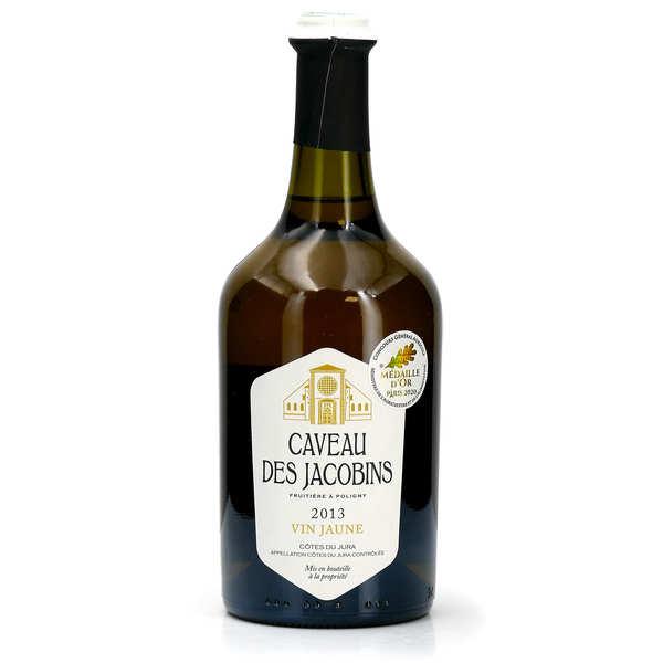 Caveau des Jacobins - Vin jaune AOC Côtes du Jura - 2013 - Bouteille de 62cl