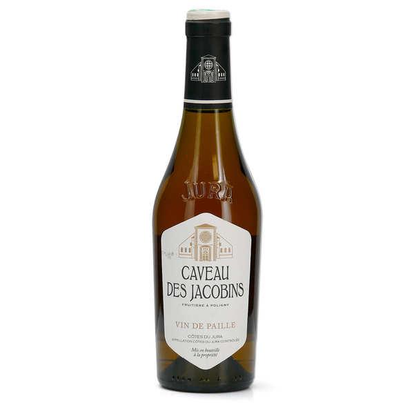 Caveau des Jacobins - Vin de paille AOC Côtes du Jura - 2017 - Bouteille de 37.5cl