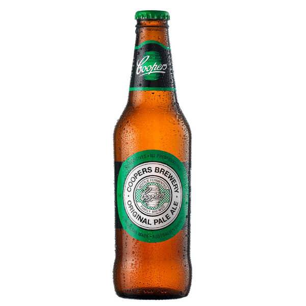 Coopers Brewery Ltd. Cooper's Original Pale Ale - Bière Blonde Australienne 4.5% - Bouteille 37.5cl