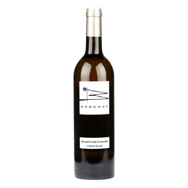 Ampelidae Brochet Quarts de chaume Grand Cru bio - Lot de 6 bouteilles 75cl - 2014