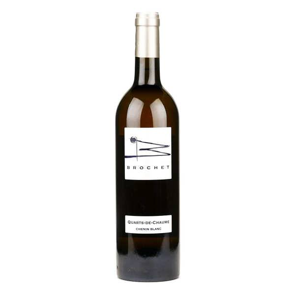 Ampelidae Brochet Quarts de chaume Grand Cru bio - Lot de 12 bouteilles 75cl - 2014