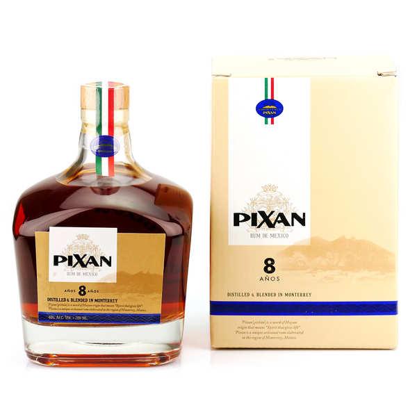 Pixan Rum de Mexico Rhum du Mexique Pixan 8 ans 40% - Bouteille 70cl