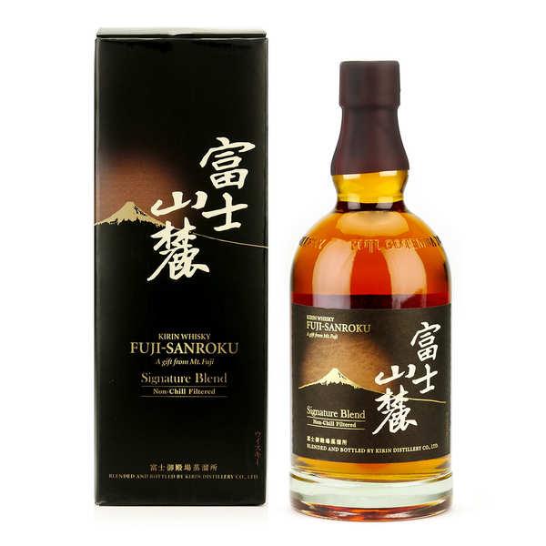 Kirin Brewery Kirin Signature Blend - whisky japonais 50% - Bouteille 70cl