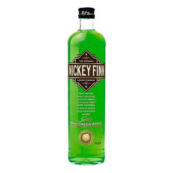 Mickey Finn's Irish Green Apple - Liqueur à la pomme verte - 3 bouteilles de 50cl