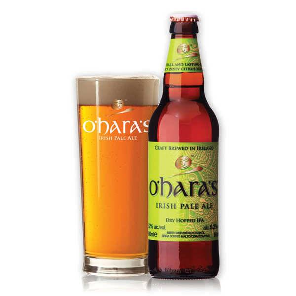 Carlow Brewing Company O'Hara's Irish Pale Ale - Bière irlandaise 5.2% - Bouteille 33cl