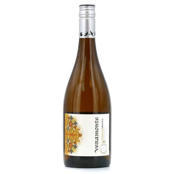 Veramonte Chardonnay  - Vin blanc bio du Chili - 2018 - Bouteille 75cl
