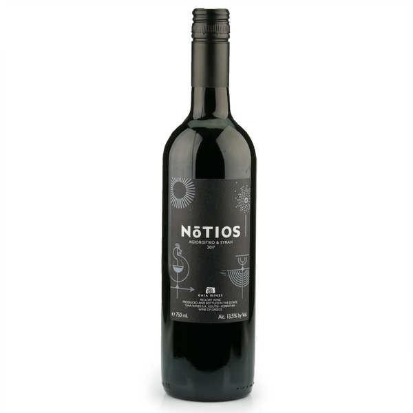 Gaia Wine Gaia Notios rouge - Vin rouge de Grèce - 2019 - Bouteille 75cl
