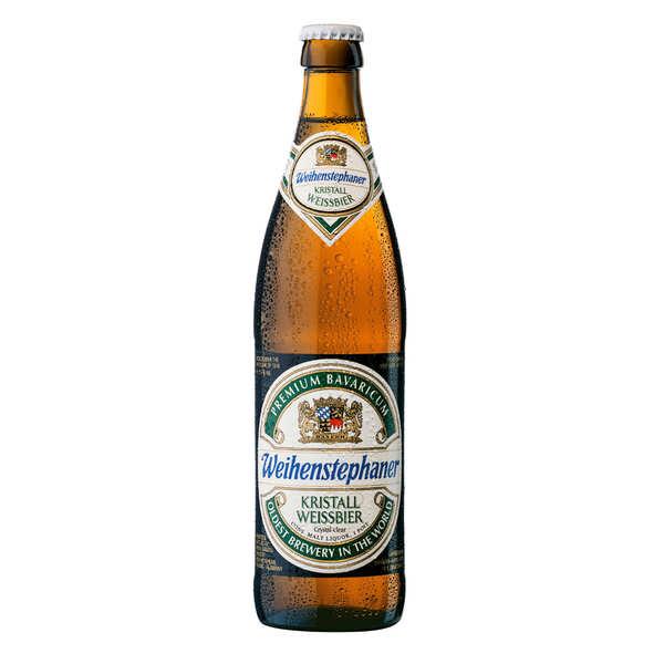 Weihenstephaner Klar - Bière Allemande 5.4% - 6 bouteilles de 50cl