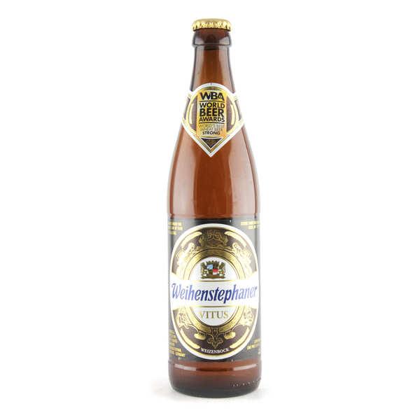 Weihenstephaner Vitus - Bière Allemande 7.7% - 20 bouteilles de 50cl