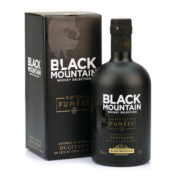Black Mountain Compagnie Whisky Black Mountain - BM Notes fumées 45% - Bouteille 70cl