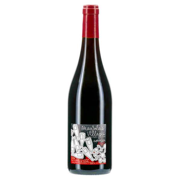 Jean-Claude Lapalu Beaujolais Villages Nouveau bio 2020 - Vin rouge - Bouteille 75cl - 2020