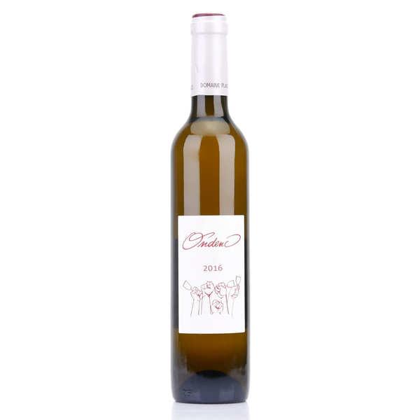 Domaine Plageoles Ondenc doux - Gaillac doux bio - 2017 - 6 bouteilles de 50cl