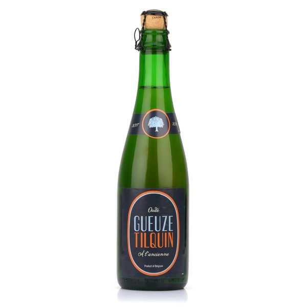 Guezerie Tilquin Tilquin - Bière Oude Gueuze à l'ancienne 7% - 6 bouteilles de 37.5cl