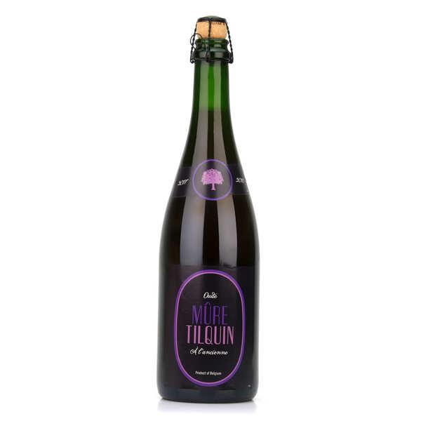 Guezerie Tilquin Tilquin - Bière Oude gueuze à l'ancienne à la mûre 6.0% - Bouteille 75cl