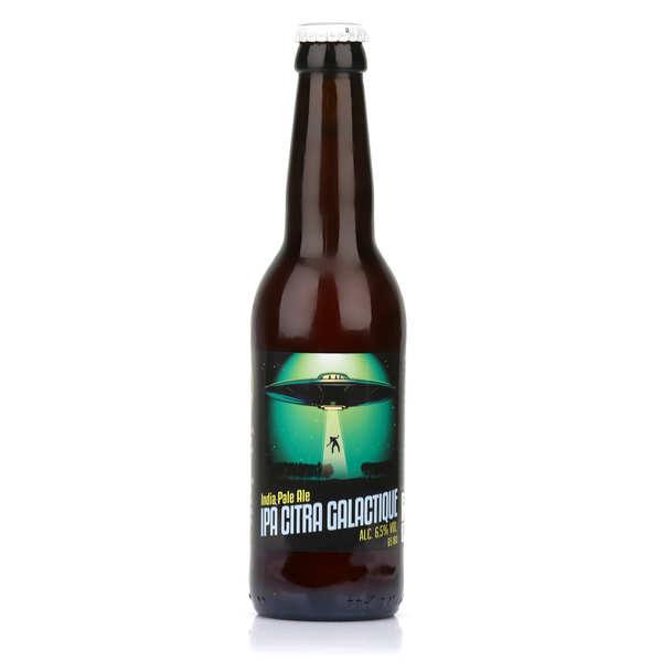 Brasserie du Grand Paris Citra Galactique - Bière IPA 6.5% - Bouteille 33cl