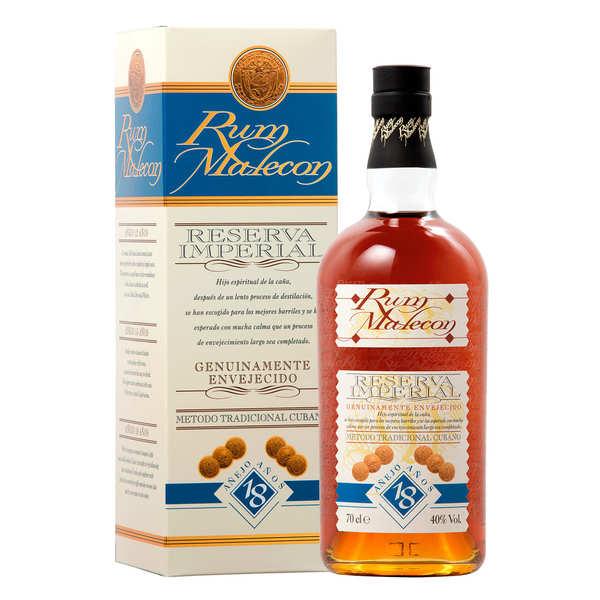 Rum Malecon Malecon 18 ans - Rhum du Panama 40% - Bouteille 70cl - Edition limitée 2018