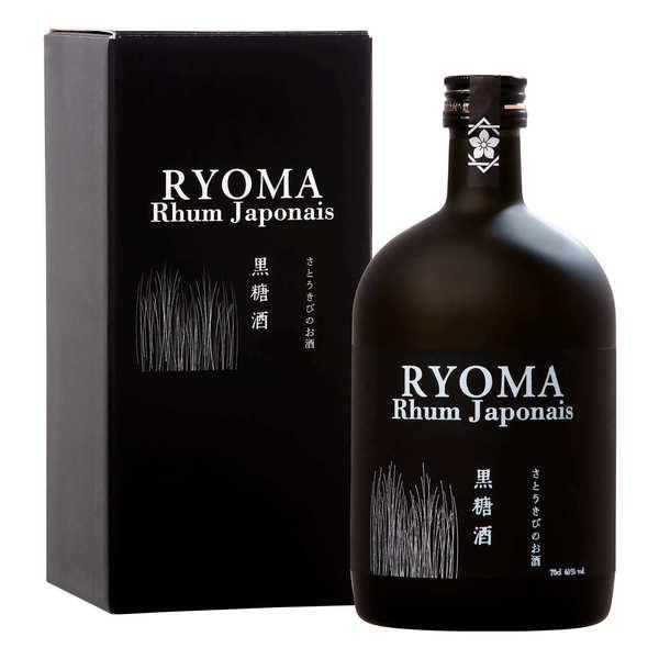 Distillerie Kikusui Rhum japonais Ryoma 7 ans 40% - Bouteille 70cl