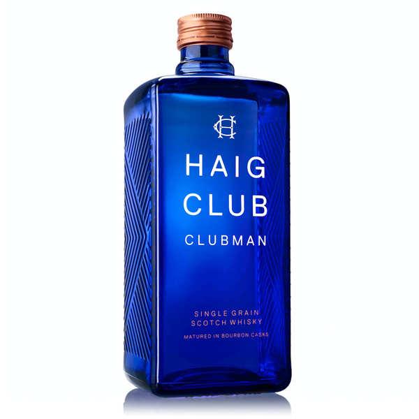 Haig Club Whisky Haig Club Clubman Single Grain 40% - Bouteille 70cl