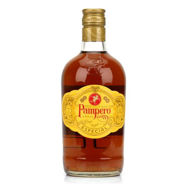 Ron Pampero Pampero Especial - Rhum du Venezuela 40% - Bouteille 70cl