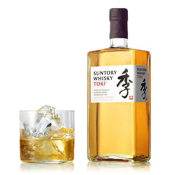 Suntory Whisky japonais Toki 43% - Bouteille 70cl