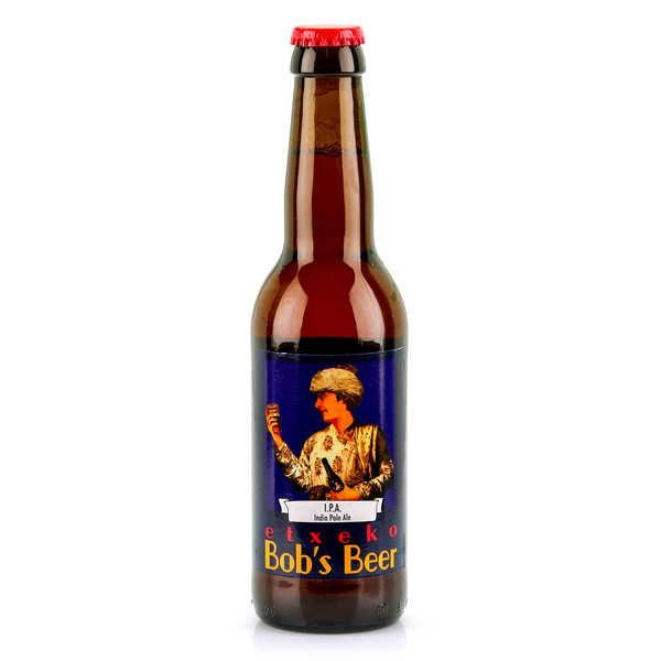 Etxeko Bob's Beer Etxeko IPA - bière du Pays basque 6.1% - 6 bouteilles de 33cl