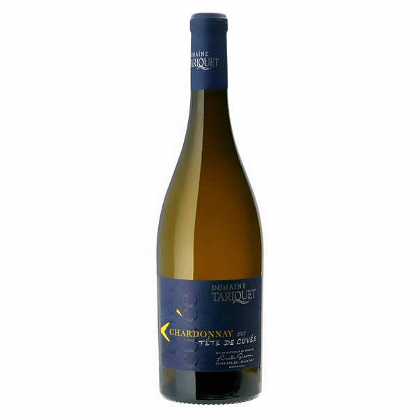 Domaine Tariquet Tariquet Chardonnay Tête de Cuvée - 2018 - Bouteille de 75cl