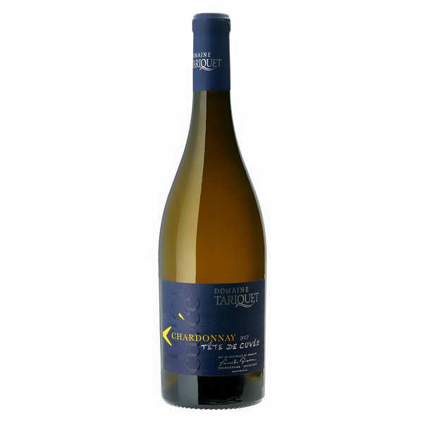 Domaine Tariquet Tariquet Chardonnay Tête de Cuvée - 2017 - Bouteille 75cl