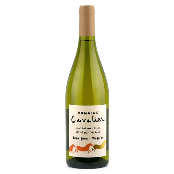 Château de Lascaux Domaine Cavalier Blanc - Vin blanc du Languedoc - 2020 - Lot 6 bouteilles 75cl
