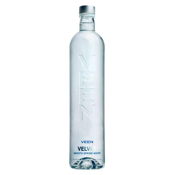 Veen Velvet - eau plate douce de Finlande - Bouteille verre 66cl