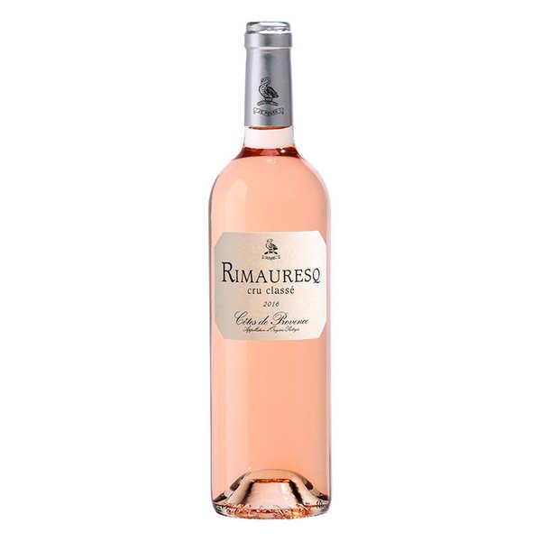 Rimauresq Classique - Côte de Provence vin rosé - 2018 - 6 bouteilles 75cl
