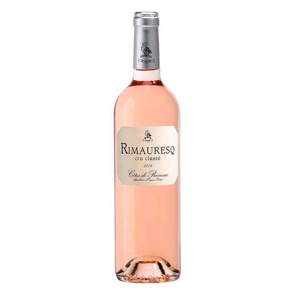 Rimauresq Classique - Côte de Provence vin rosé - 2018 - Bouteille 75cl