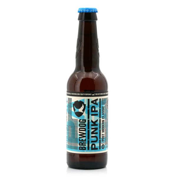 Brasserie Brewdog Brewdog Punk IPA - Bière écossaise 5.6% - 6 bouteilles de 33cl