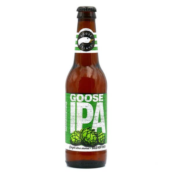 Goose Island Beer Company Goose Island IPA bière américaine 5.9% - Bouteille 35.5cl