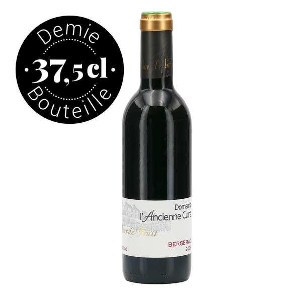 Domaine de l'Ancienne Cure Bergerac vin rouge bio Jour de Fruit - Demi-bouteille - 2018 - Bouteille 37.5 cl