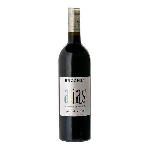 Ampelidae Alias Pinot Noir - vin rouge bio sans sulfite ajouté - 2019 - Bouteille de 75cl