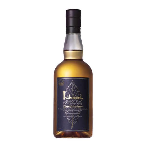 Ichiro's Malt Whisky Ichiro's Malt & Grain World Blended Whisky 48.5% - Bouteille 70cl en étui
